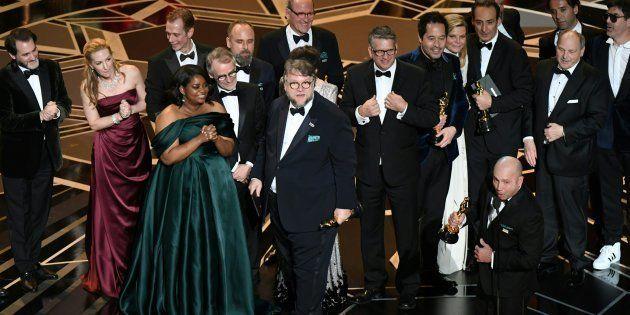 『シェイプ・オブ・ウォーター』アカデミー賞で最多4冠に輝く