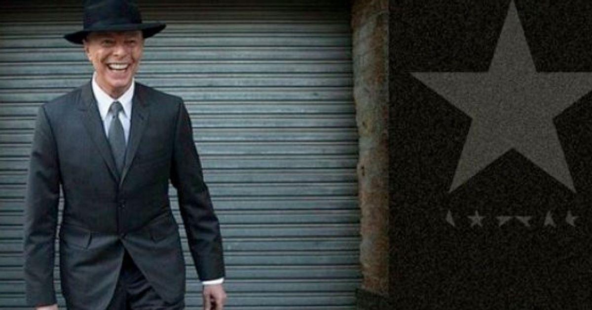 デヴィッド・ボウイの「最後の写真」 死の2日前に公開されたダンディな笑顔