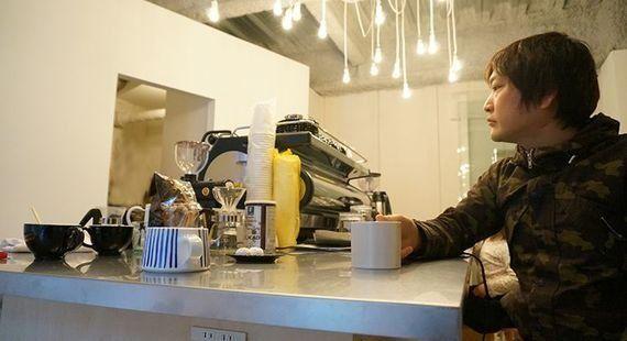 電通から独立したクリエイター。本当は「何者でもねぇ」僕が、コーヒー屋を開店した理由