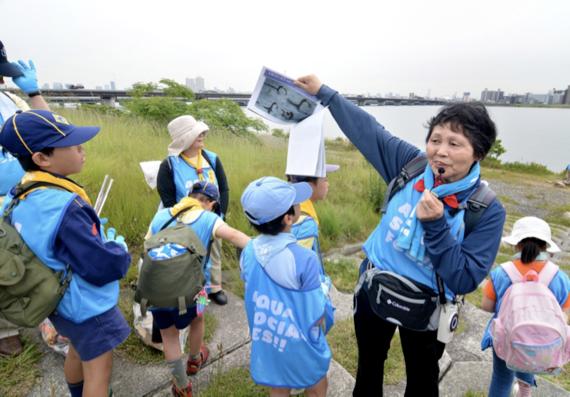 阪神大震災がもたらした意外な変化 大阪で息を吹き返しつつある自然の一端