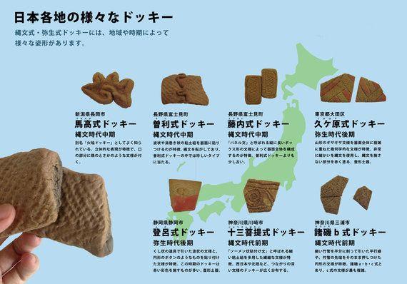 自分史を土器化する、可笑し(お菓子)な考古学教室