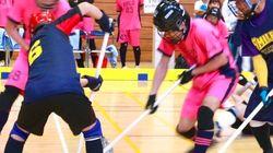 「障がいがある人とない人、一緒にするスポーツがあっていい」日本フロアホッケー連盟の目指すこと