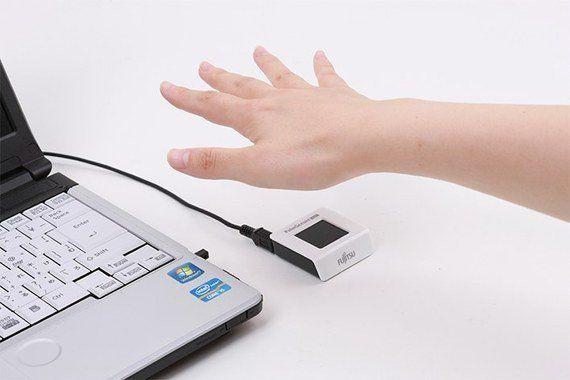 他人と間違える可能性125万人に1人以下 「手のひら静脈認証」は最高レベルの認証精度