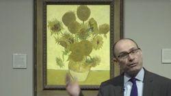 「すごい時代だ...」ゴッホの『ひまわり』5点が集結 各美術館の学芸員の