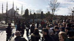 イスタンブールで爆発、10人以上が死亡 自爆テロか?