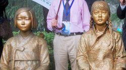 「東京に慰安婦像を」中国外務省の報道局長、日本政府に反論