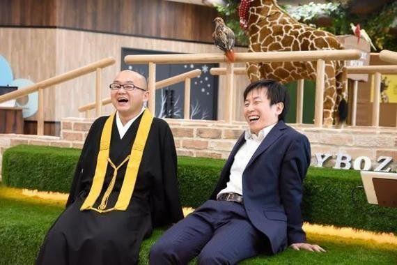 サイボウズ式:生活に、意思決定に仏教は使える──『ボクは坊さん。』白川密成×サイボウズ青野慶久