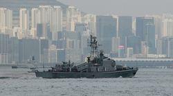 中国海軍は縮小する