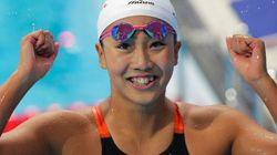 渡部香生子、200個人メドレーで銀 世界水泳【画像】