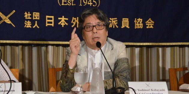 小林よしのり氏、漫画の将来に危機感「スマホに食われて勢いがなくなってきた」