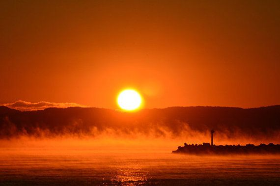 真冬の寒い朝にしか出現しない、神秘的な風景「けあらし」 どうすれば目撃できる?