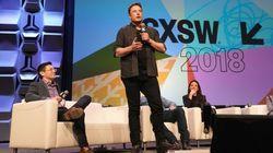 イーロン・マスク、SXSWにサプライズ登場。宇宙旅行のビジョンを語る