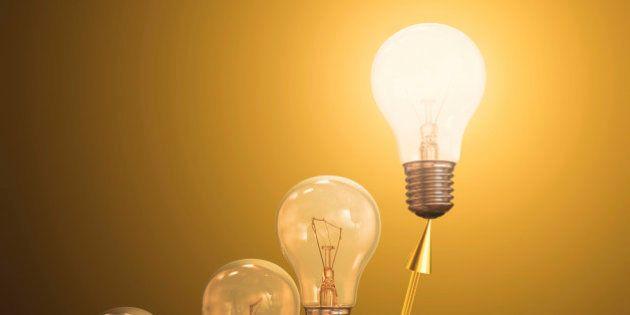 Electric light bulbs, computer