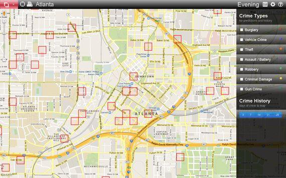 犯罪予測システムで凶悪事件が激減 シカゴ市警が導入したHunchlabとは?