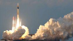 宇宙活動法案を閣議決定 宇宙ビジネス拡大狙う