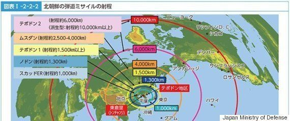 北朝鮮ICBMは「大気圏再突入に失敗」