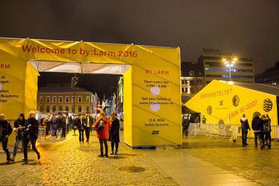 ぶるぶる寒い北欧音楽祭by:Larmって? これが、今注目の音楽