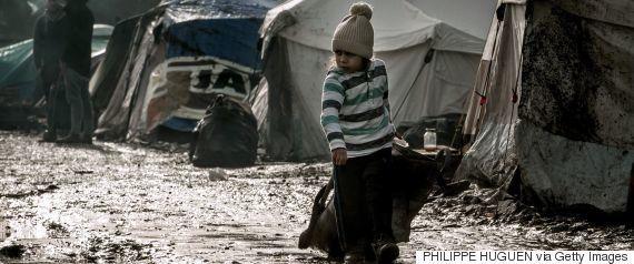 難民キャンプ「ジャングル」
