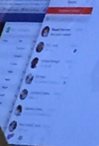 FacebookがMac版のMessengerアプリを作っている?