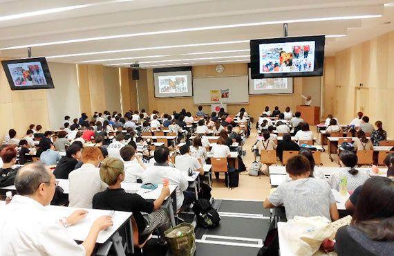 メディアで見ないシリア。佐賀で講演会を開催