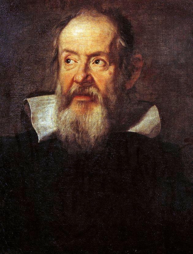 ガリレオ・ガリレイの肖像画
