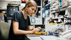 エンジニアは「女性には向かない職業」?