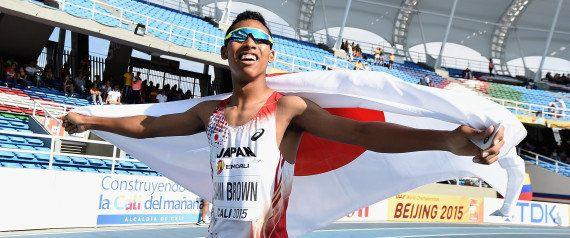 サニブラウンが男子200mで決勝進出【世界陸上】