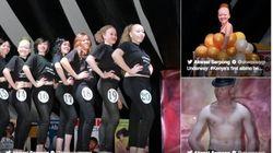 アルビノ・ビューティー・コンテスト、世界で初めて開催【画像】