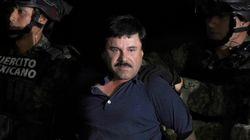 「メキシコの麻薬王」拘束 きっかけはあのアメリカの名優の取材だった