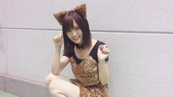 NMB48がハロウィンのコスプレ披露 山本彩のネコ耳姿が神過ぎる(画像集)