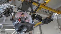 韓国の巨大2足歩行ロボット、本当に完成間近?