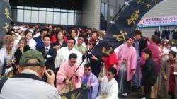 北九州、鹿児島、宜野湾、水戸 今年も「楽しそう」な成人式の若者たち(画像)