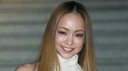 安室奈美恵がブルゾンちえみ風に変身、「カワイイ」と評判に