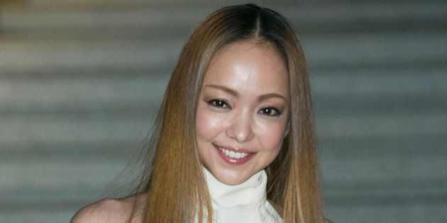SEOUL, SOUTH KOREA - MAY 04: Namie Amuro attends the Chanel 2015/16 Cruise Collection show on May 4,...