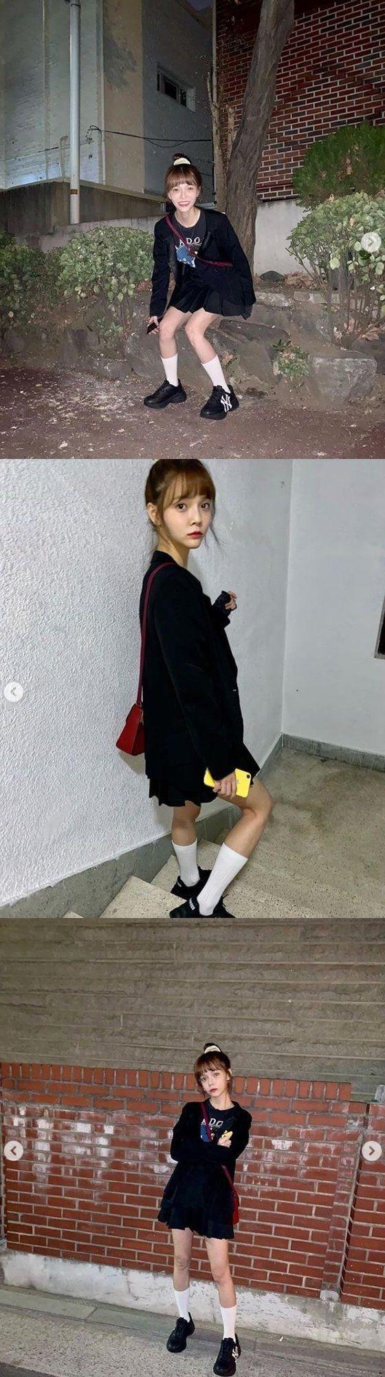 AOA 지민의 '건강 이상설'에 대해 소속사 FNC 측이 밝힌