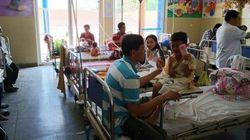 経済成長の陰にあるカンボジア国内の医療の現状