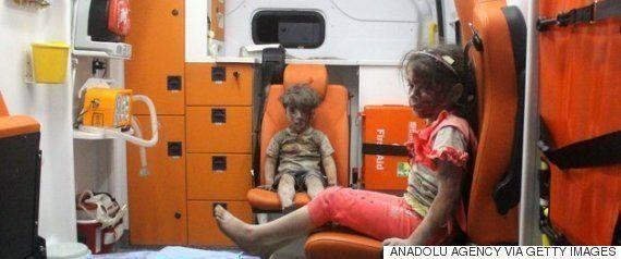 シリア内戦で包囲されたアレッポの子供たちが、アメリカ大統領選の候補者に伝えたいこと(動画)