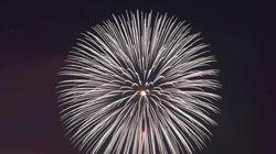 長岡空襲から70年、慰霊の白菊が夜空に咲いた 伝説の花火師が込めた思い