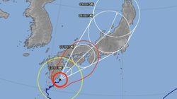 台風5号、今後の進路は? 動き遅く、影響が長く続く見込み