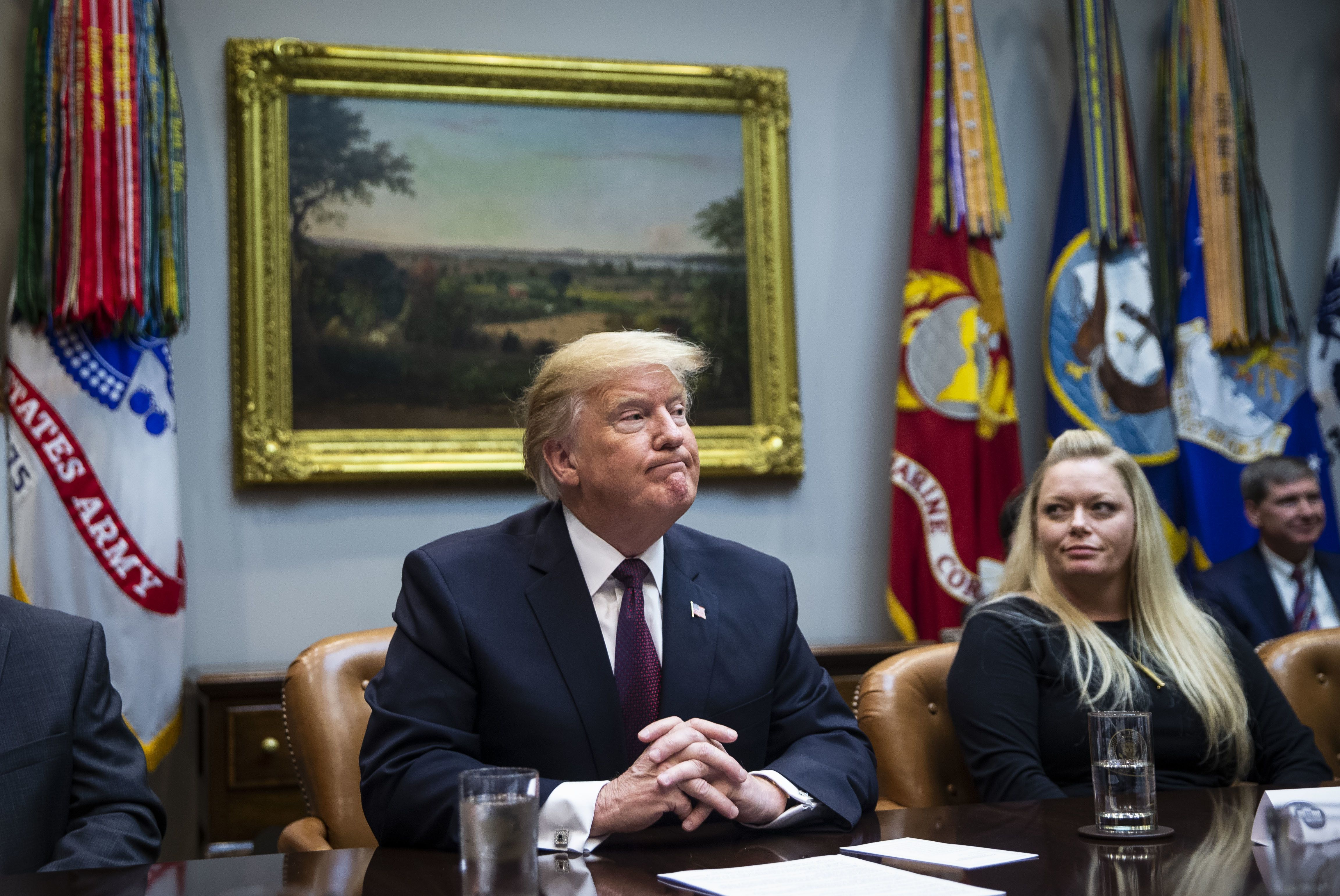 Trump Not 'Thrilled' With Border Deal But Leaning Toward It