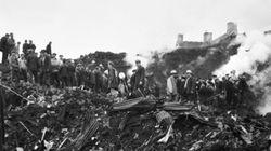 イギリス史上最悪の産業事故、ボタ山崩落から50年 子供たちを失った母親たちの半世紀
