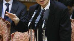 自民・和田氏「変な答弁、政権おとしめる意図?」