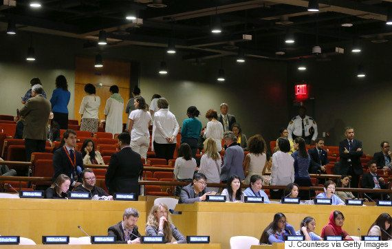 「ワンダーウーマン」名誉大使就任に国連職員が抗議 その理由は...