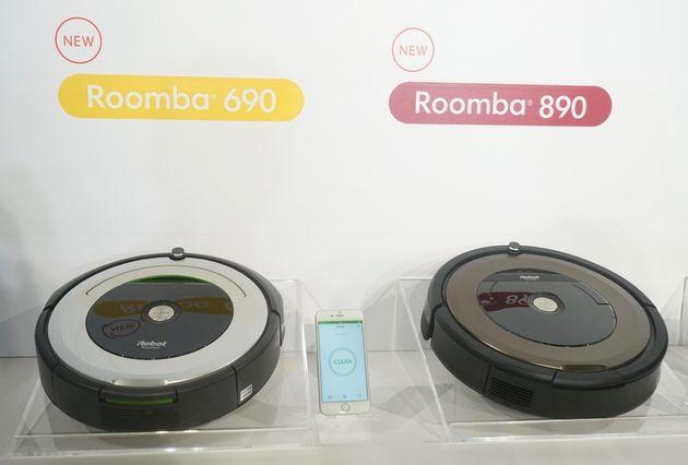 ロボット掃除機「ルンバ」の新モデル、お手頃価格に Wi-Fi対応とAIスピーカーとの連携も