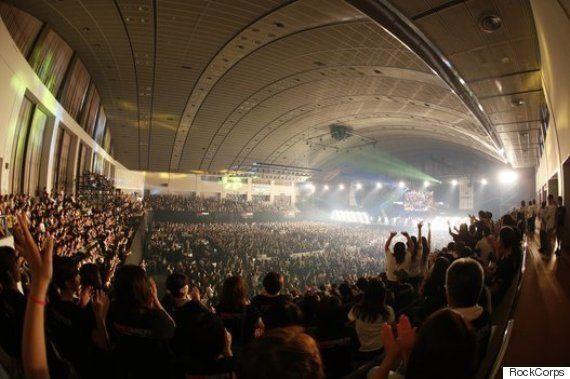 ボランティアして、ライブに行こう。