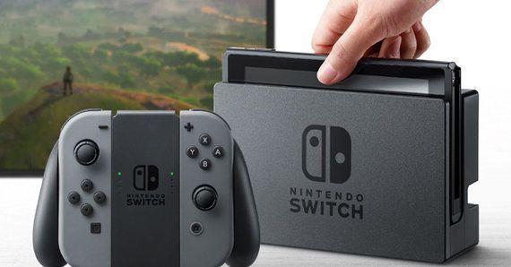 新型ゲーム機「ニンテンドースイッチ」ついに公開。『マリオ』新作など、発売タイトルと参入メーカー一覧