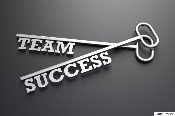 最高のビジネスチームをつくるために参考になる10項目