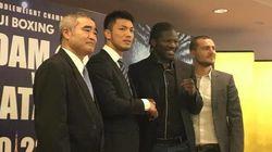 村田諒太、疑惑の判定の因縁決着へ 10月22日にエンダムと再戦「殴り合います」