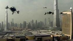 賞金総額1億円。ドバイで国際ドローンレース大会「World Drone
