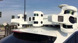 Appleの無人運転試験車、この2カ月で倍増
